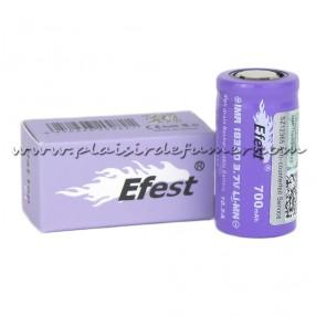 Accu EFEST IMR 18350 700mah purple