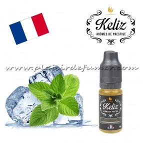 Menthe fraîche - KELIZ e-liquide