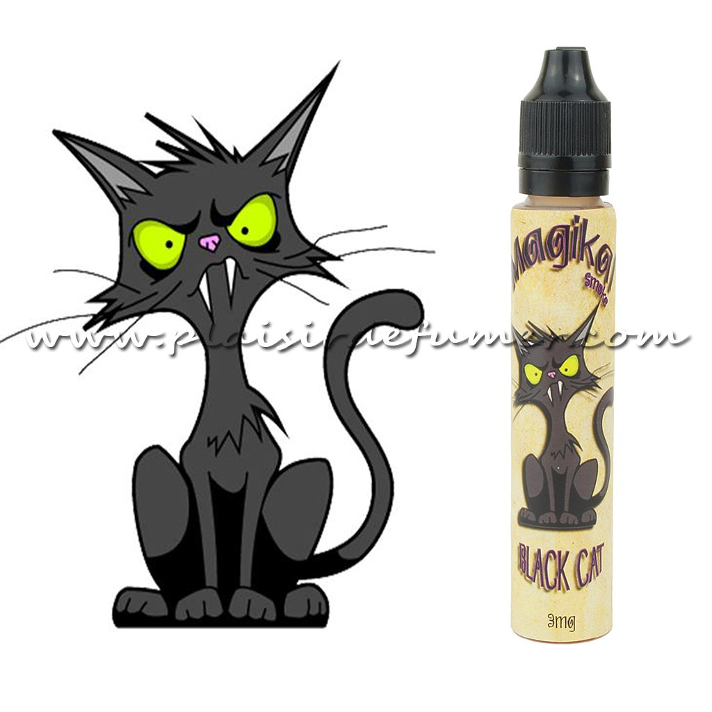 Black cat - MAGIKAL SMOKE - 20/80 - 30ml