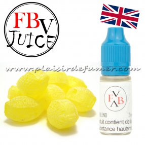 Lemon sherbert - FBV JUICE
