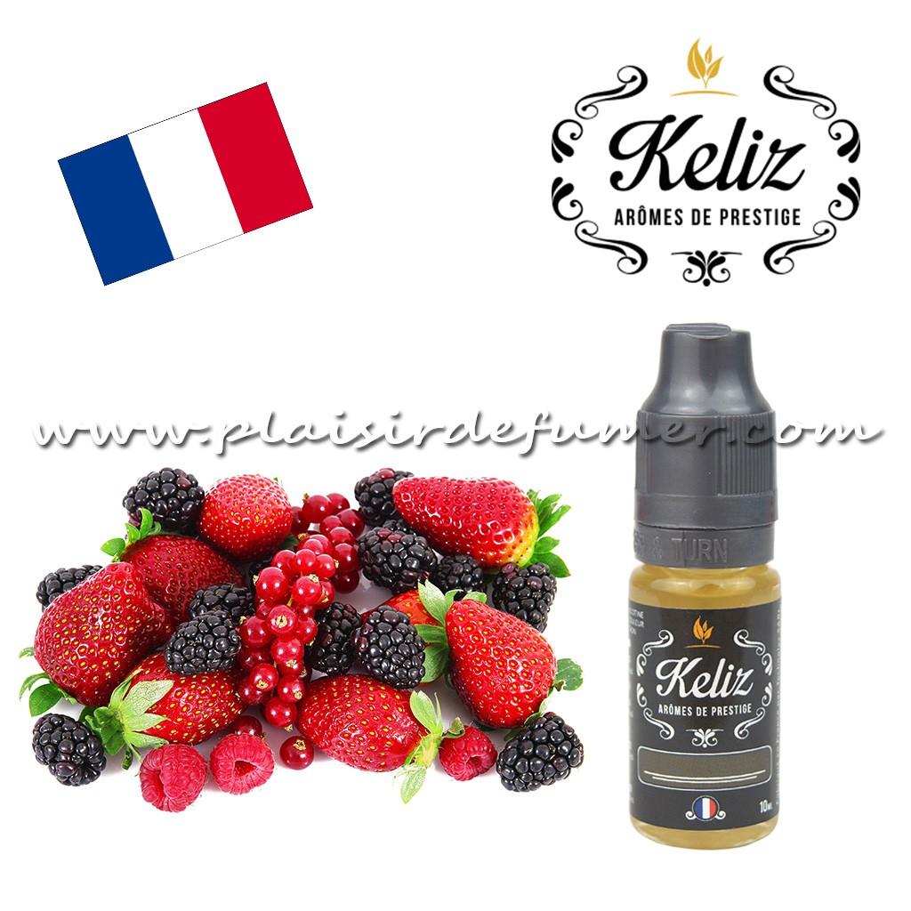 Fruits rouges - KELIZ