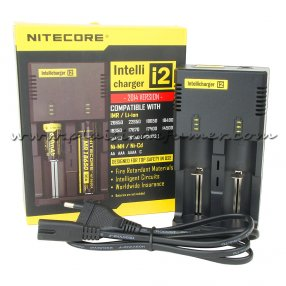 Chargeur d'accu NITECORE Intellicharger I2
