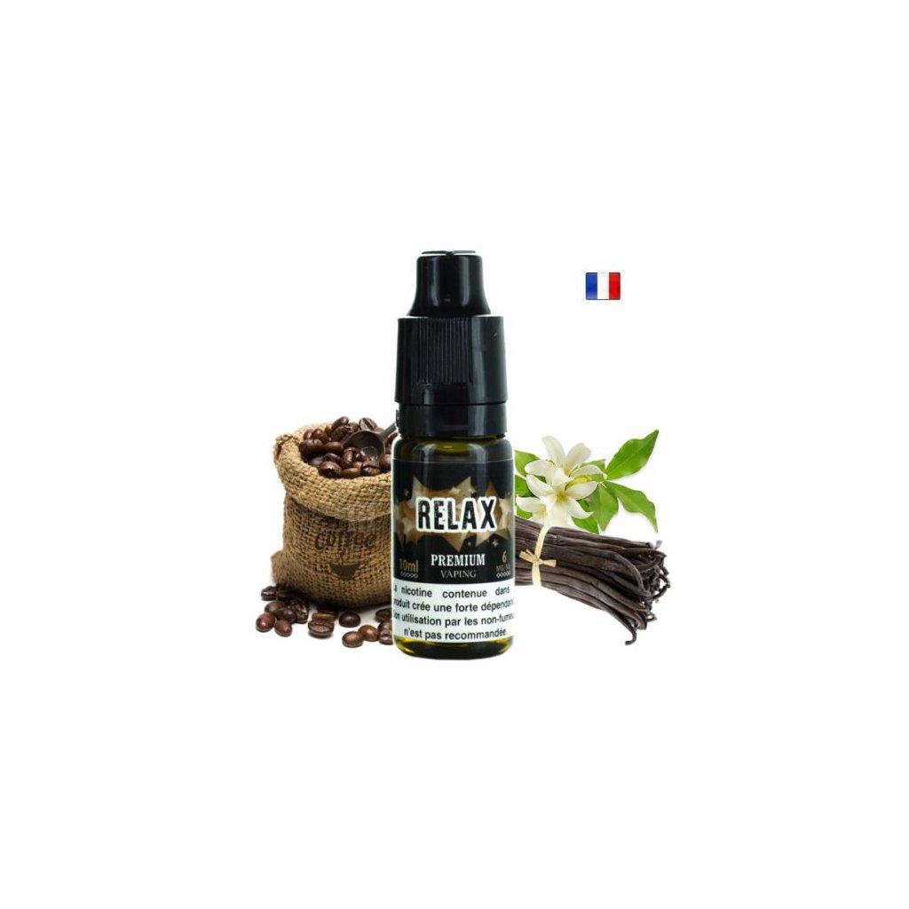 Relax - ELIQUID FRANCE - PREMIUM - 10ml