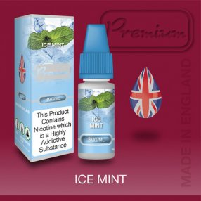 Ice mint - PREMIUM - ECO VAPE - 10ml