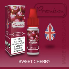 Sweet cherry - PREMIUM - ECO VAPE - 10ml