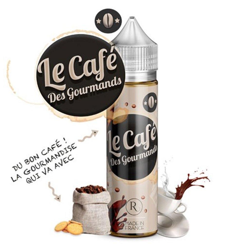 Le café des gourmands - REVOLUTE - 50ml