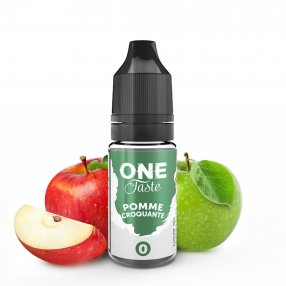 Pomme croquante - ONE TASTE - ETASTY - 10ml