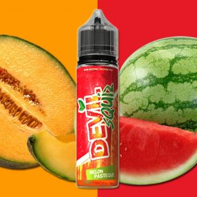 Melon pastèque - DEVIL SQUIZ - 50ml