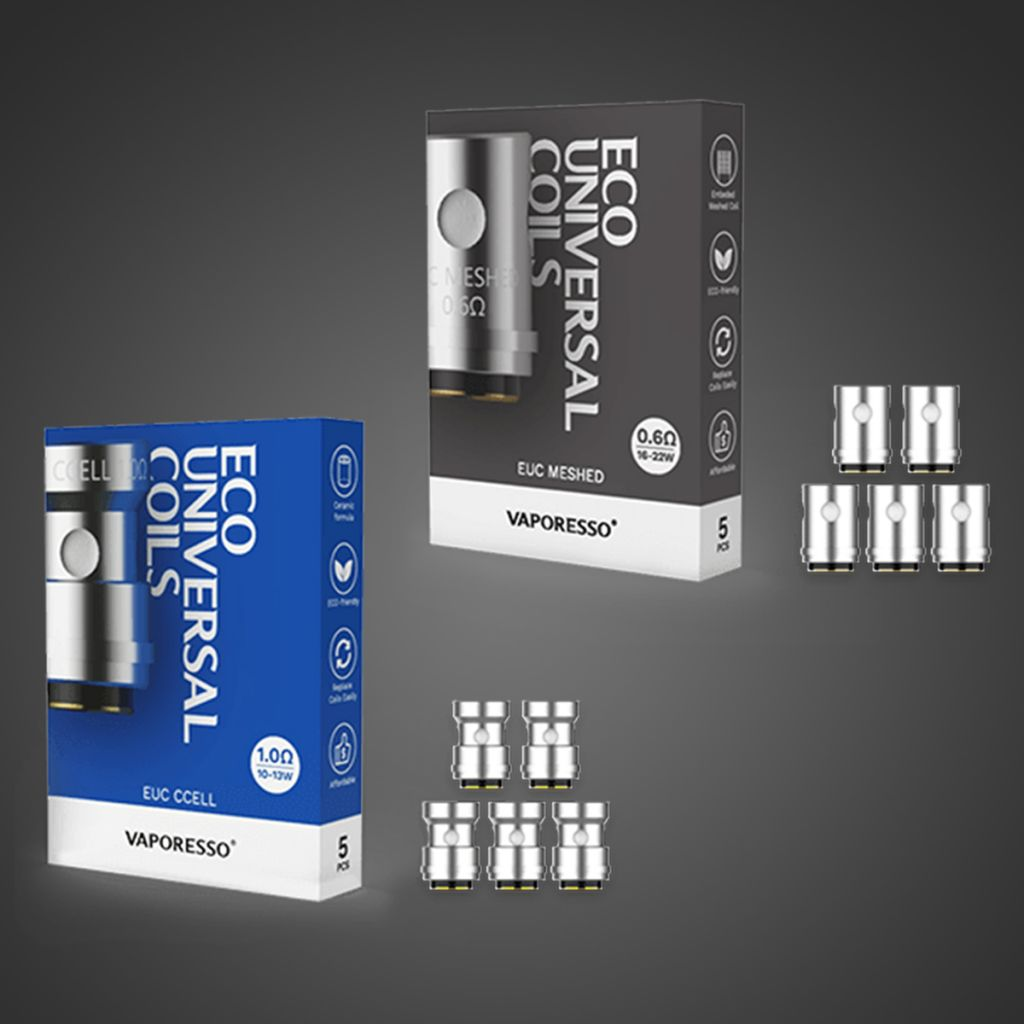 ECO universal coil pour VM stick 18 - VAPORESSO