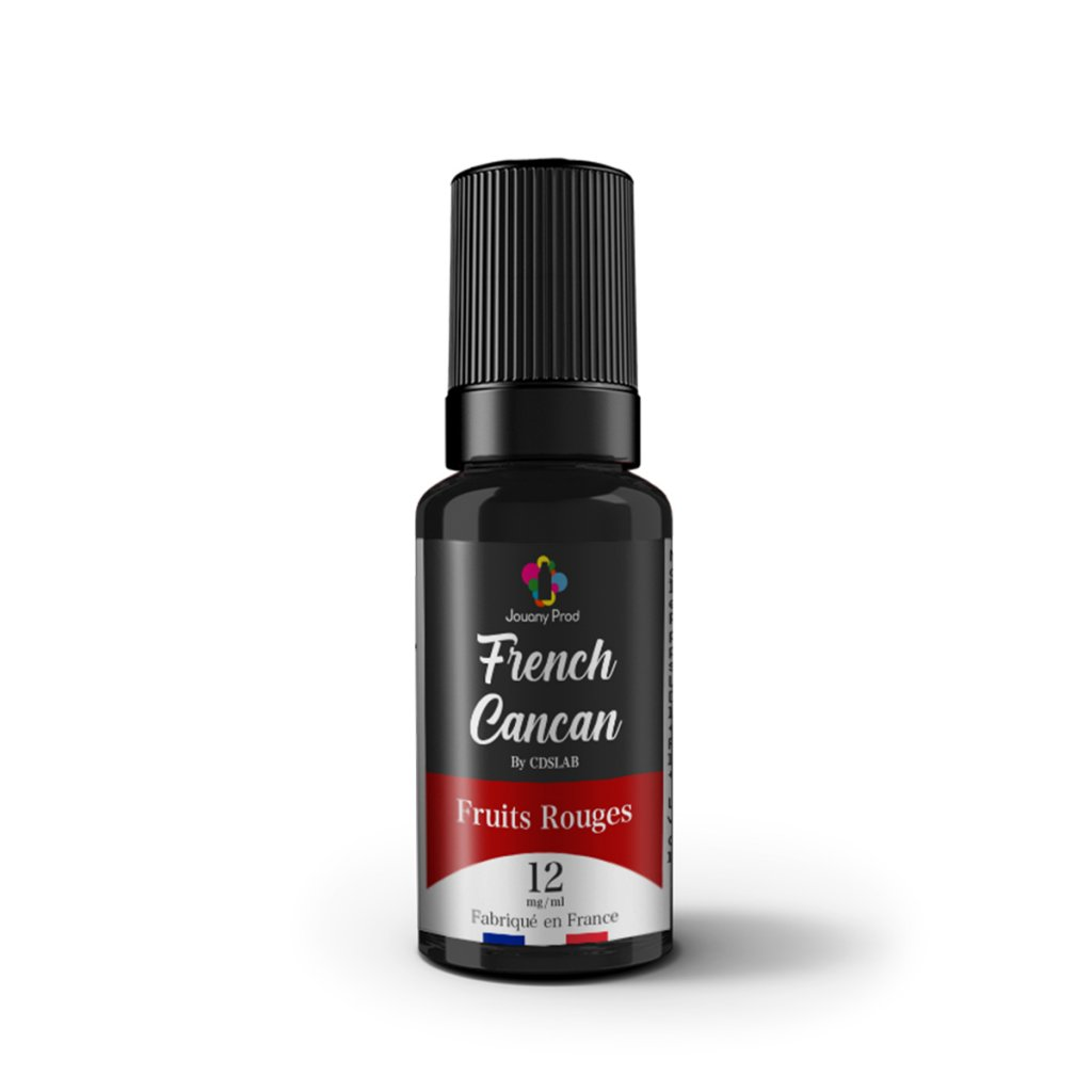 Fruits rouges - FRENCH CANCAN - 10ml