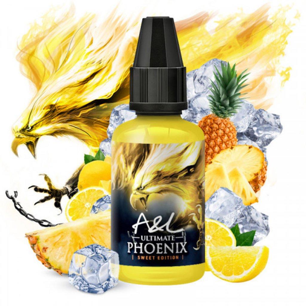 Phoenix sweet edition concentré - A&L ULTIMATE - 30ml